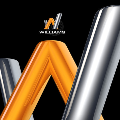 Williams 3D W Logo - Logistics company | Pixellogo