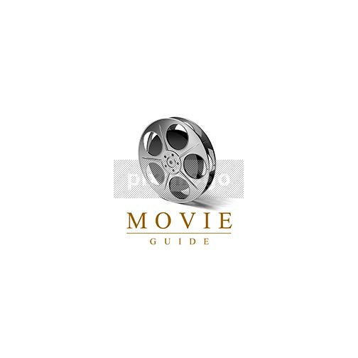 Movie Film Roll 3D - Pixellogo