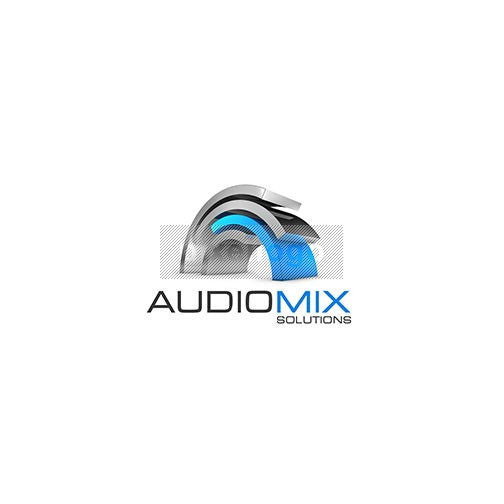 Audio Mix Solutions 3D - Pixellogo