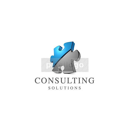 Consulting Solutions Puzzle 3D