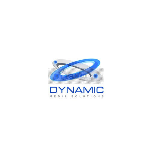 Dynamic Media Solutions 3D - Pixellogo