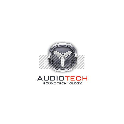 Audio Tech Sound 3D Speaker - Pixellogo