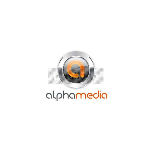 Alpha Media Creative 3D Logo 3D-58 - Pixellogo