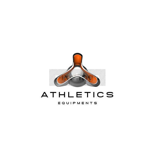 Athletic Equipments 3D - Pixellogo