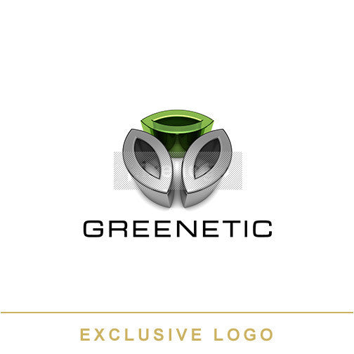 Green Tech - Pixellogo