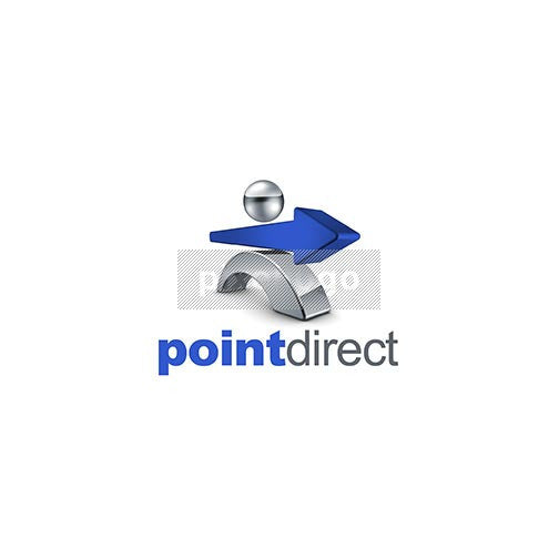 Point Direct 3D - Pixellogo
