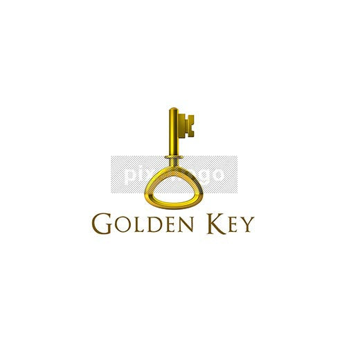 Golden Key 3D
