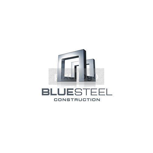 Blue Steel Engineering Industrial 3D - Pixellogo