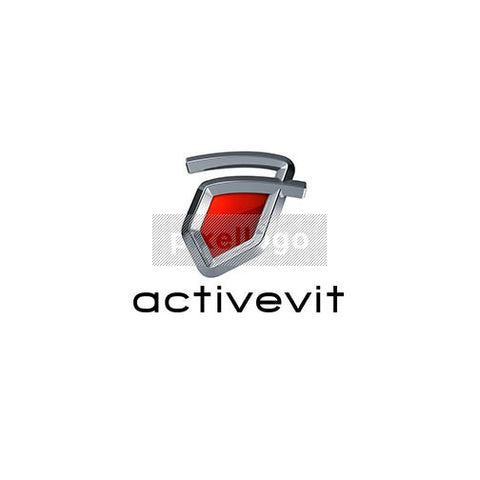 Gym Exercise Equipment 3D Logo 3D-675 - Pixellogo