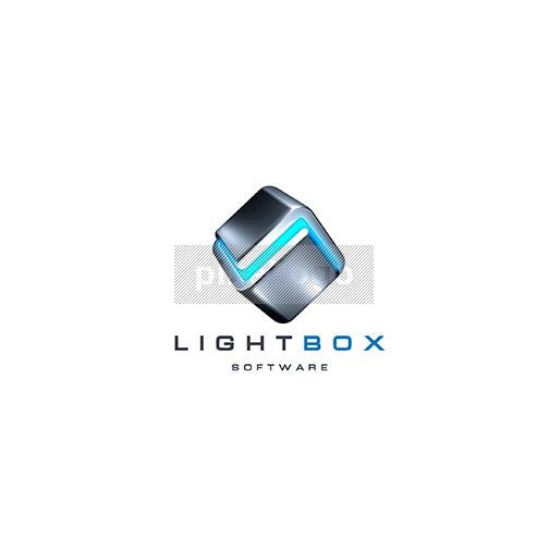 Light Box 3D - Pixellogo