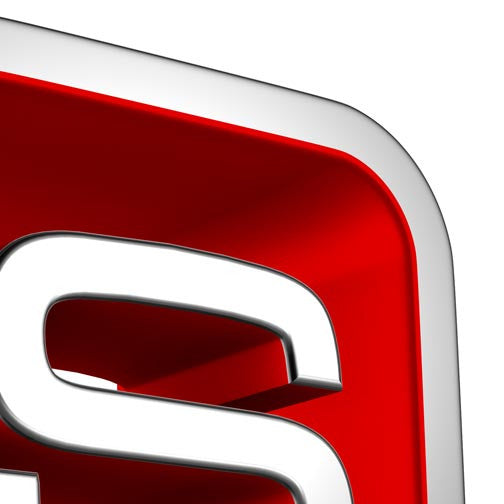 "Letter ""S"" In A Cube 3D - Pixellogo"