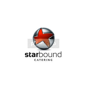 Red Star ball logo - pixellogo