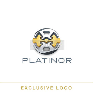 Luxury Jewelry Logo 3D-EX-862 - pixellogo