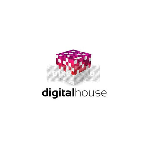 Digital House Pixel - Pixellogo