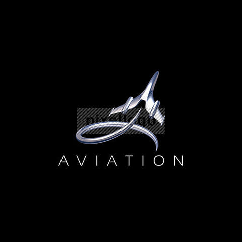 Aviation Technology - Pixellogo