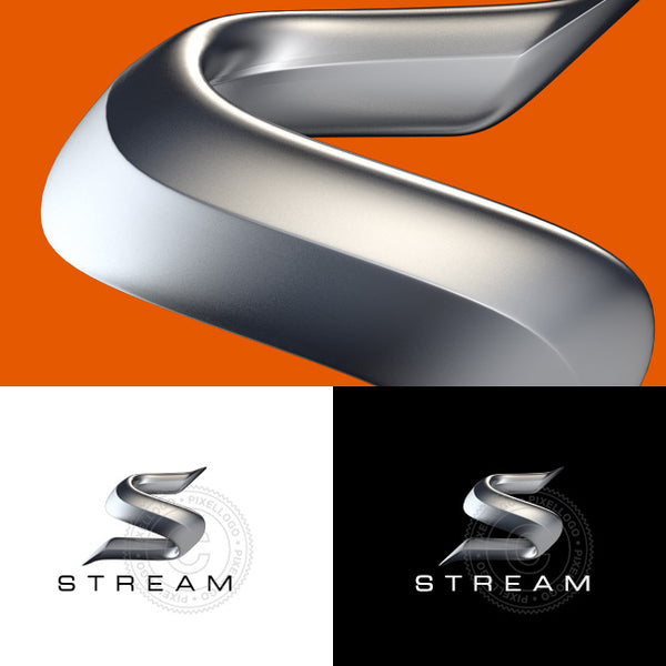 Speed Stream 3D S logo