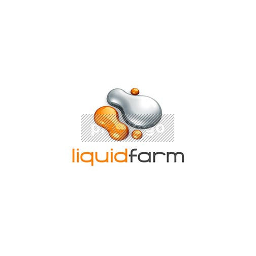 Liquid Farm 3D - Pixellogo