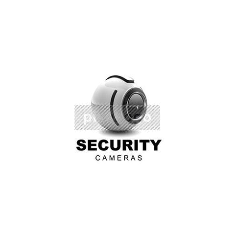 Security Camera 3D - Pixellogo