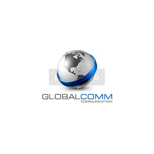 Global Communications 3D Travel - Pixellogo
