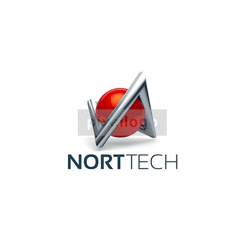 Network Technology - Pixellogo