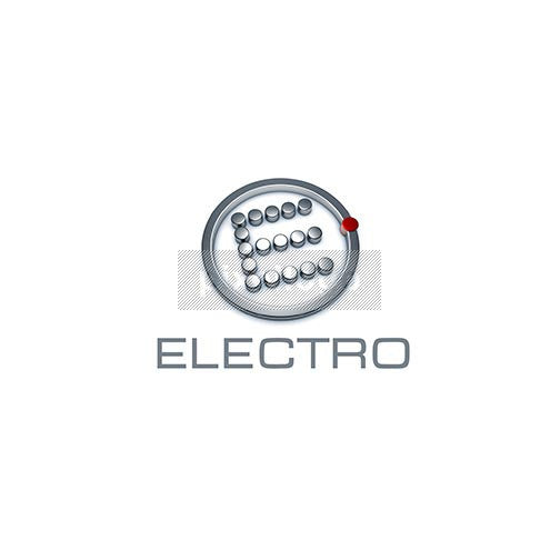 Electric E Logo - Pixellogo