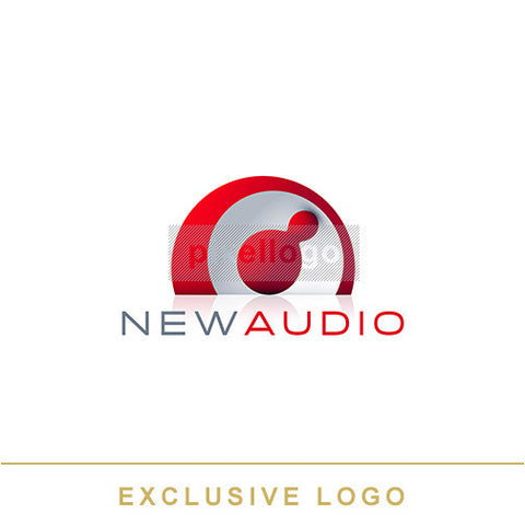 Audio Video logo 3D-EX-959 - Pixellogo