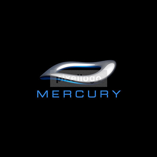liquid Metal Mercury logo