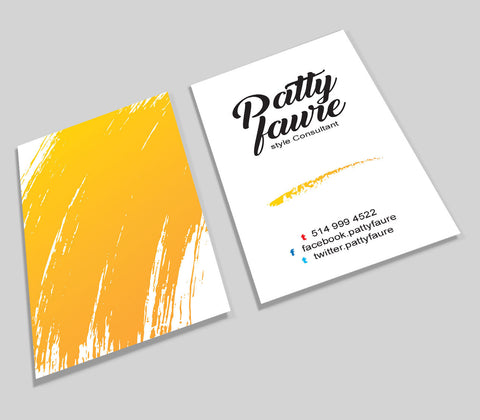 Free business card-002 - Pixellogo