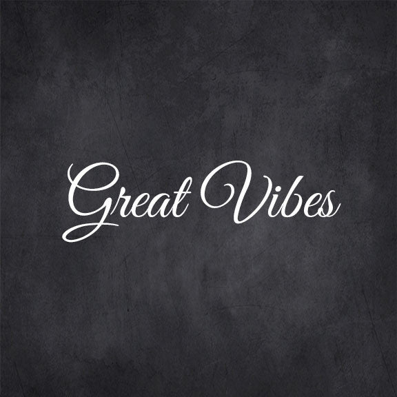Great-vibes free font
