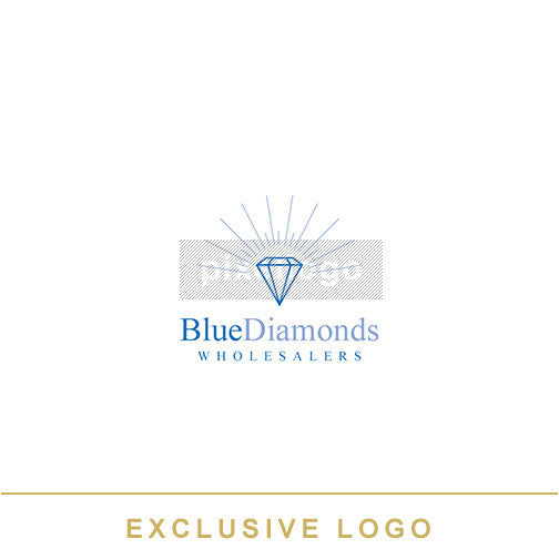 Diamond Shop - Pixellogo