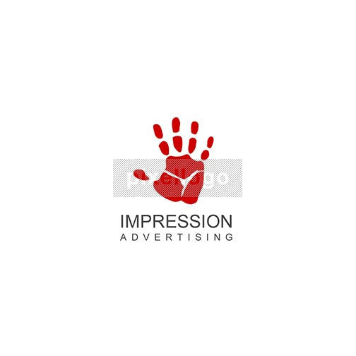 Handprint Art Logo