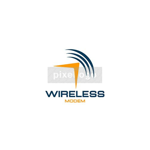 Wireless Router Logo