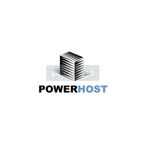Power Hosting Logo - Pixellogo