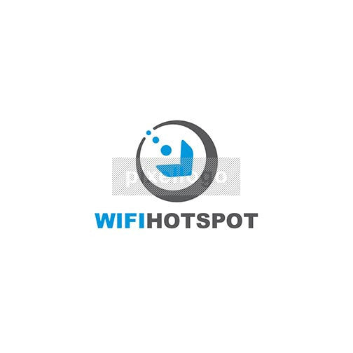 Wifi Hot Spot logo
