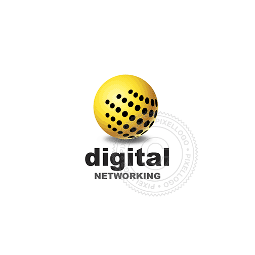 Digital Communication - Pixellogo