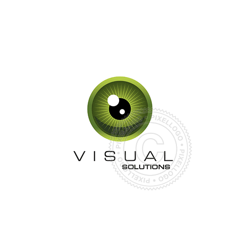 Eye Logo For Optometrist-Logo Template-Pixellogo