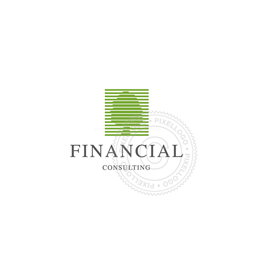 Green Tree Financial Consulting - Pixellogo
