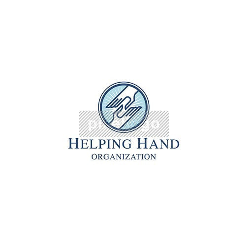 Helping Hands Logo - hands reaching out to each other | Logodive