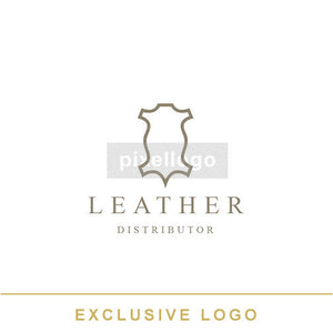 Leather Distributer Logo-EX-1460 - pixellogo