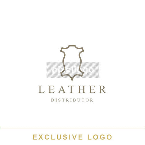 Leather Distributer - Pixellogo