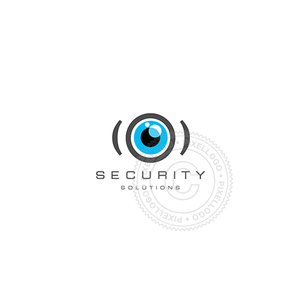 Drone Security Camera - Pixellogo