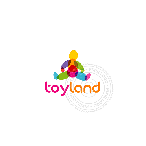 Children Clothing - Pixellogo
