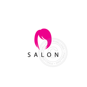 Hair Salon - Pixellogo