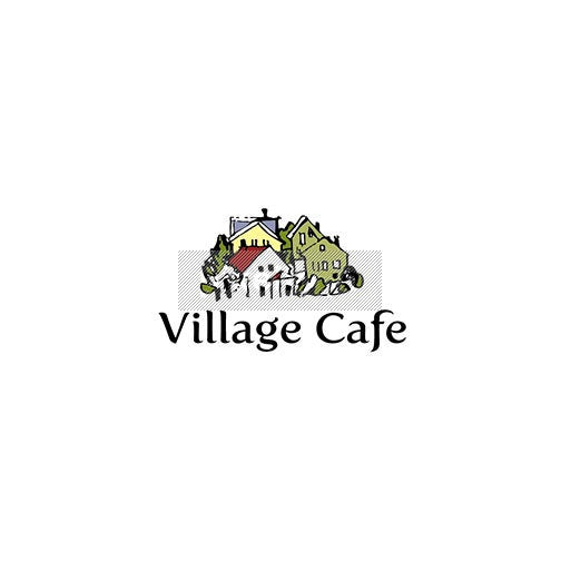 Village logo Illustration - Logodive