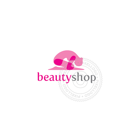 Beauty Shop - Pixellogo