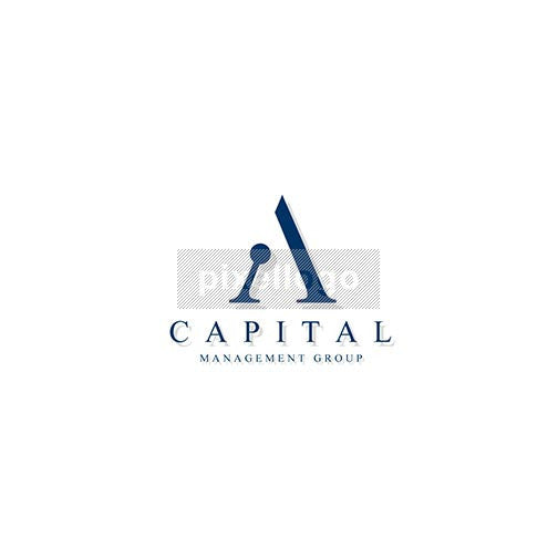 Capital A Corporate logo | Pixellogo