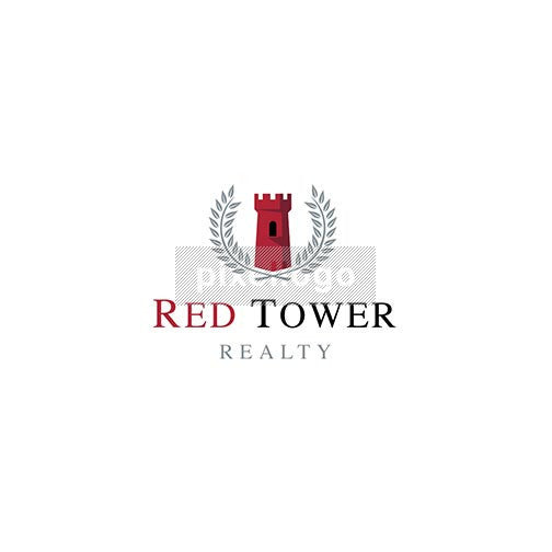 Red Tower Fortress - Pixellogo