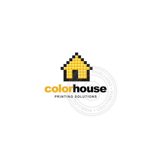Digital House - Pixellogo