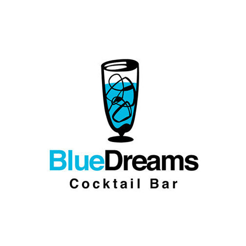 Free cocktail - Pixellogo