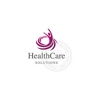 Healthcare Services-Logo Template-Pixellogo